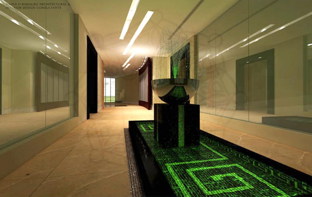 contemporary villa nba nadia h bakhurji architects
