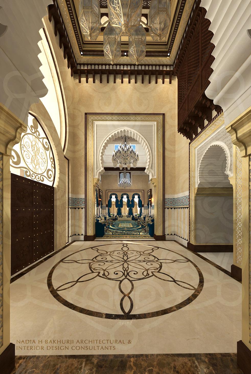 Nadia H Bakhurji Architects & Interior Design