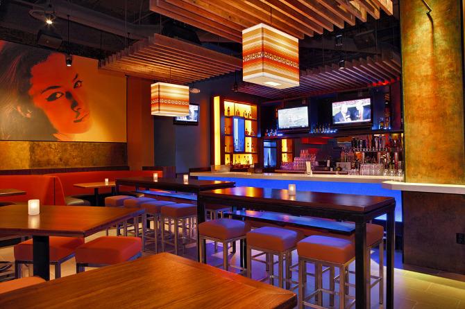 Sports Bar Restaurant Design Ideas : Ix tapa akarstudios